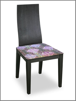 Needlepoint Seat Covers: Creative Custom Designs for your Home